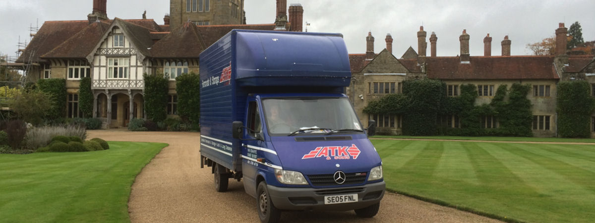 ATK Removals & Storage 01497 831507